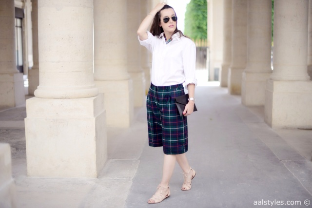 Culottes-Bermuda shorts-Fashion Bloggers-5