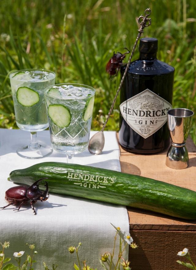 World Gin Day-Hendrick's Gin-2