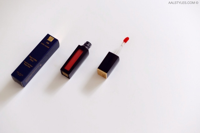 Estee Lauder-Pure Color Envy Liquid Lip Potion-Lethal Red-2