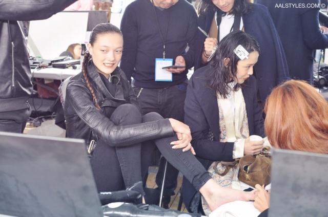 Kenzo-Fashion Week Paris-SS16-Bumble and bumble-Anthony Turner-9
