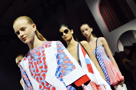 Kenzo-Fashion Week Paris-SS16-Bumble and bumble-Anthony Turner