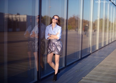 Jupe IM x H&M-Solaires Persol-2