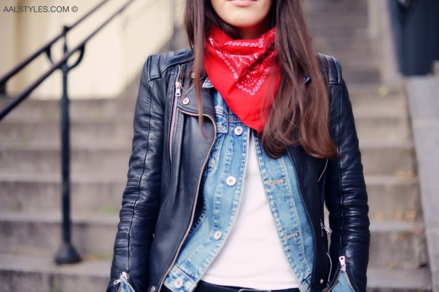 Perfecto-Bandana-Daniel Wellington-Fashion Blogger-Belgium-1