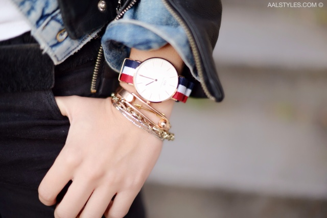 Perfecto-Bandana-Daniel Wellington-Fashion Blogger-Belgium-2