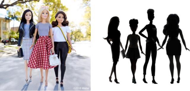 Barbie's new boby - Nouveau corps de Barbie-3