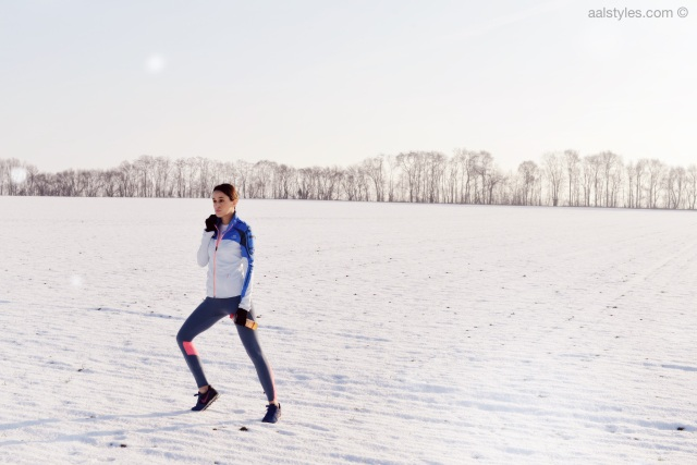 Decathlon-Tenue de running-Neige-1