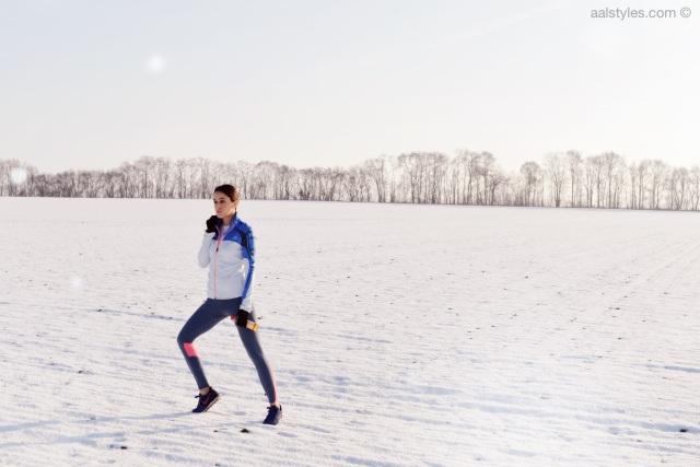 Decathlon-Tenue de running-Neige-1