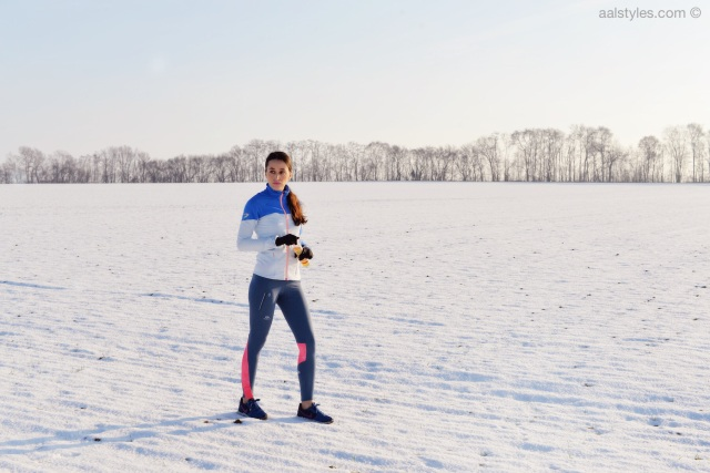 Decathlon-Tenue de running-Neige-3