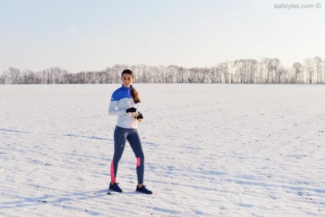 Decathlon-Tenue de running-Neige-3