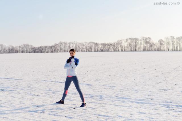 Decathlon-Tenue de running-Neige-7