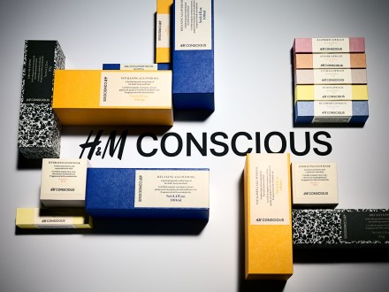 H&M Launches Conscious Beauty