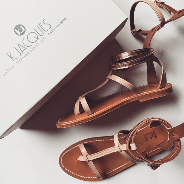 K. Jacques-Artisan sandalier-Sandales tropeziennes-Saint-Tropez-France-Blog mode