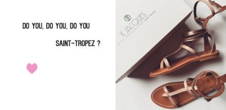 K. Jacques-Artisan sandalier-Sandales tropeziennes-Saint-Tropez-France