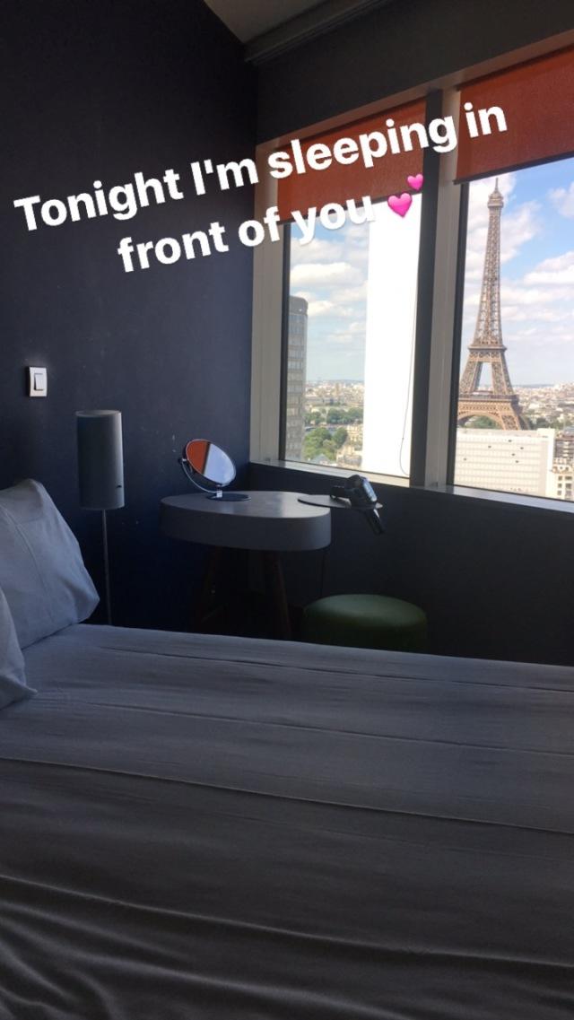 Dans quel h tel dormir paris pour avoir une vue sur la tour eiffel i adag - Quel point cardinal pour dormir ...